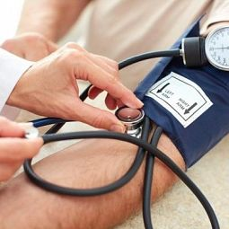 The risk of high blood pressure